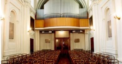 auditorium marianum sede scuola diocesana musicale