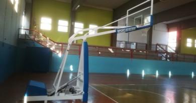 canestro rete di pallavolo 1