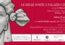 """Palazzo Cesaroni, sabato si chiude la mostra sulle """"Regie Poste"""""""