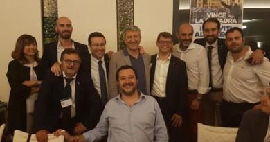 Lega Umbria e Salvini