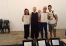 """Premio """"2 gocce d'oro"""" per il miele degli apicoltori di Gubbio e Gualdo Tadino"""