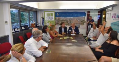 """I Primi d'Italia, torna anche quest'anno il """"Villaggio dei Primi di Mare"""" di Porto Sant'Elpidio"""