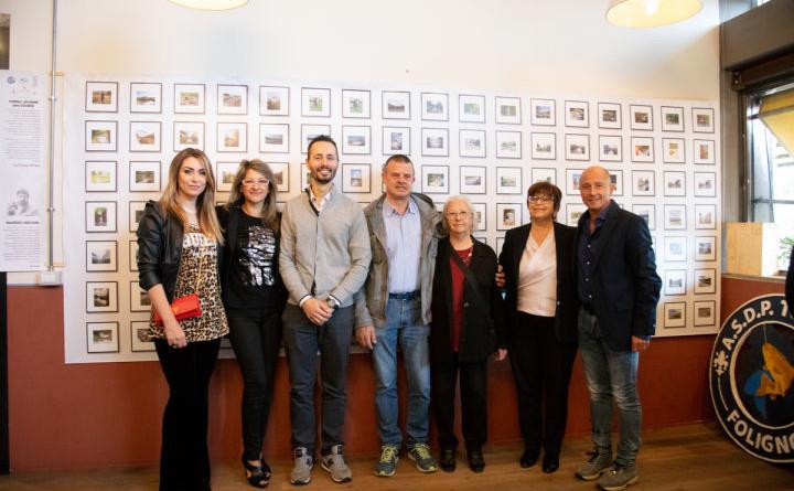 Mostra fotografica Maurizio Ciocconi - Topino, un fiume, una società #topino10th Cucinaa inaugurazione 4
