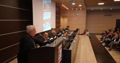 Perugia: Presentato il volume di suor Roberta Vinerba dedicato ai Vigili del Fuoco intervenuti a Rigopiano dal titolo Ricominciare dalle macerie