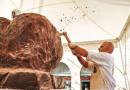 Eurochocolate 2018 entra nel vivo: domani il giorno delle sculture di cioccolato