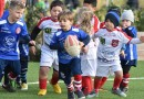 Sport giovanile, positivo il weekend del minirugby del Rugby Perugia