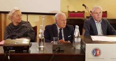 Inaugurazione Anno SSBD - Moriconi e Batino