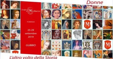 Festival del Medioevo di Gubbio, nel 2019 si parlerà di donne