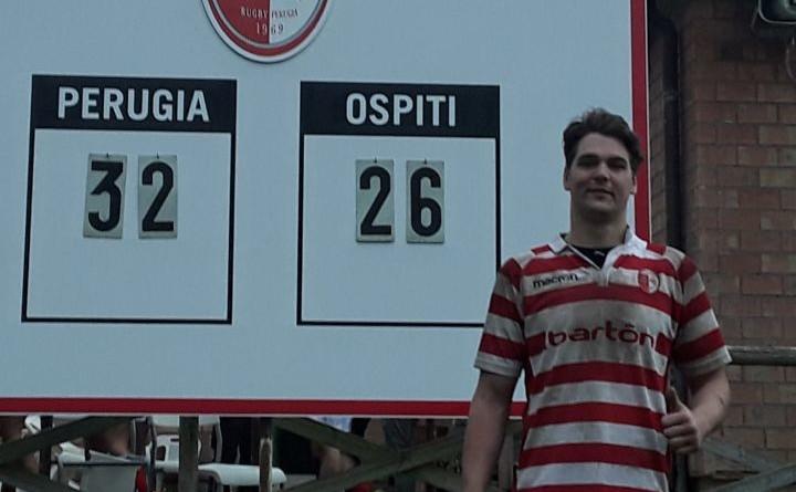 Rugby Perugia - L'Aquila