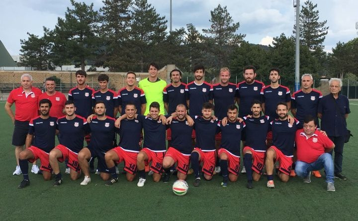 Prima Squadra calcio a 11