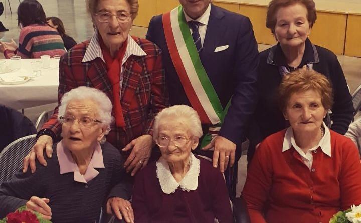 100 anni Antonia Tassi 3