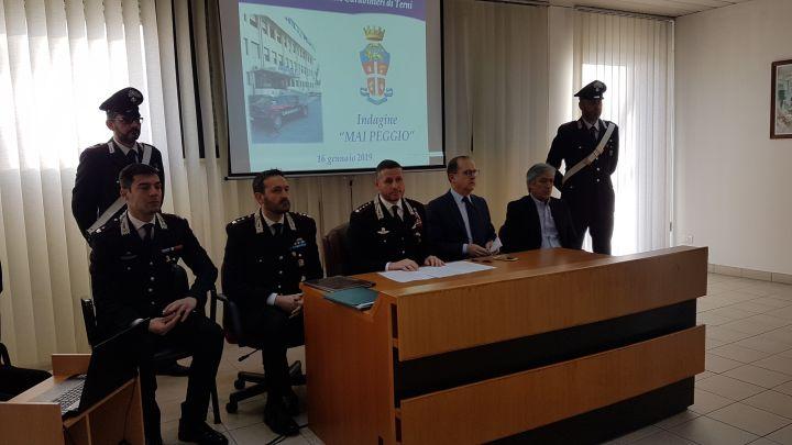 Anziani raggirati e truffati in tutto il centro Italia: otto arresti