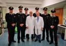 """A Perugia e a Terni i Carabinieri donano il sangue, un'""""Arma"""" in più per prevenire la carenza di sangue"""