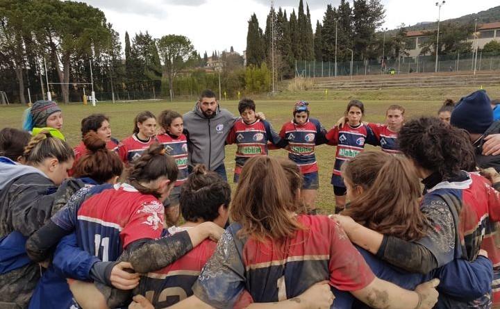 Rugby Perugia 27 gennaio 2019_Donne Etrusche