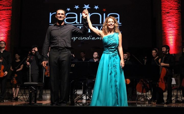 Cristiana Pegoraro e Lorenzo Porzio