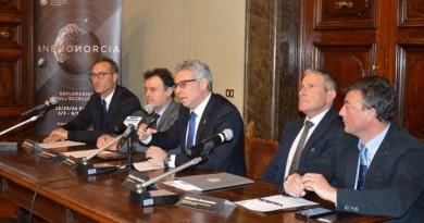 Da sinistra Pizzimenti Picchiarelli Alemanno Polenzani Boccanera 3