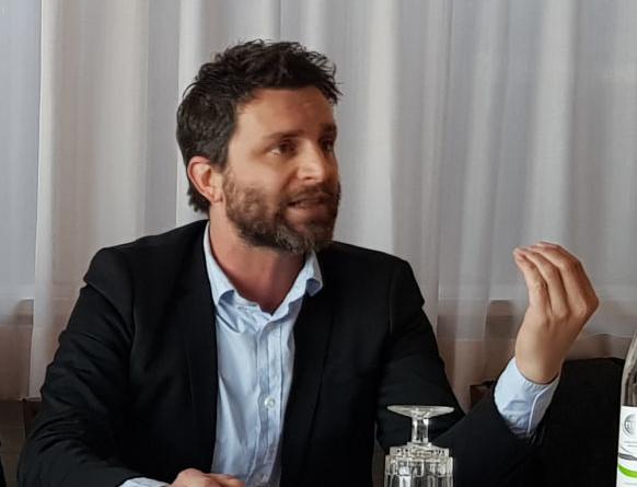 Primarie PD a Castiglione - Matteo Burico