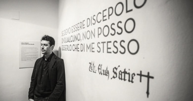 Riccardo Toccacielo Satie Project 2