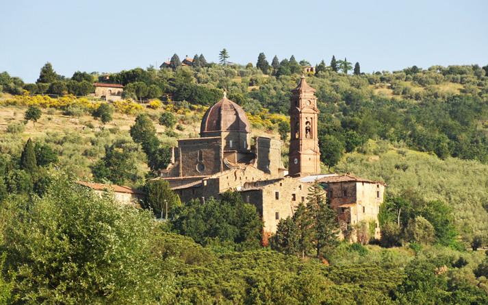 Santuario di Mongiovino e strutture annesse