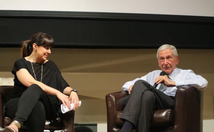Simona Fiordi e Federico Savina