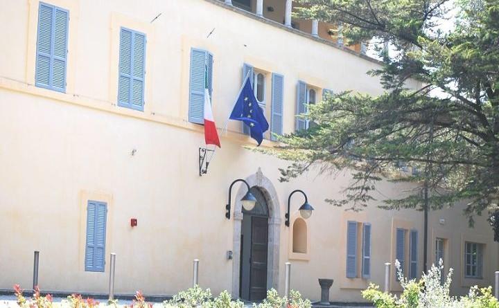 1 Villa Umbra - ingresso