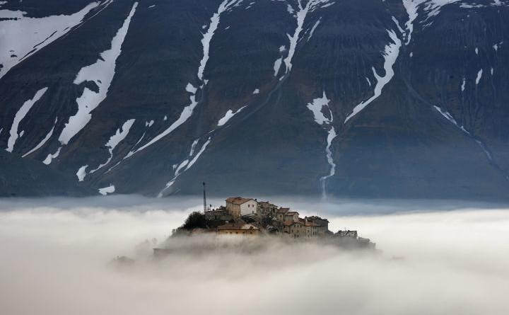 Castelluccio di Norcia - Foto Giovanni Galardini