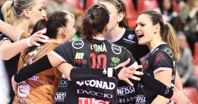 Una finale da vincere: la Bartoccini Volley in trasferta a Caserta
