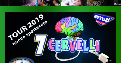 LOCANDINA sette cervelli 2019