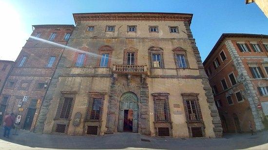 Palazzo della Corgna - Città della Pieve