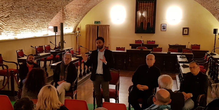 Presentazione centrosinistra di Castiglione 6