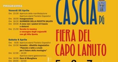 Programma Fiera Capo Lanuto 2019