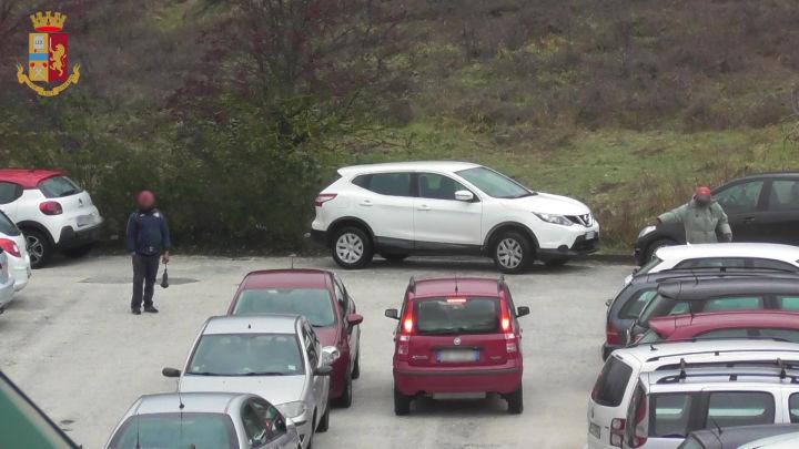 foto spoleto parcheggiatori 2