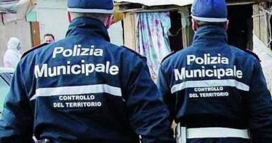 Gubbio, la polizia municipale mette sotto controllo Parco Ranghiasci
