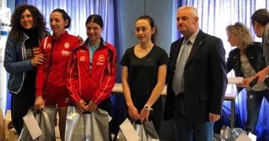 5000 di perugia 2019 podio femminile