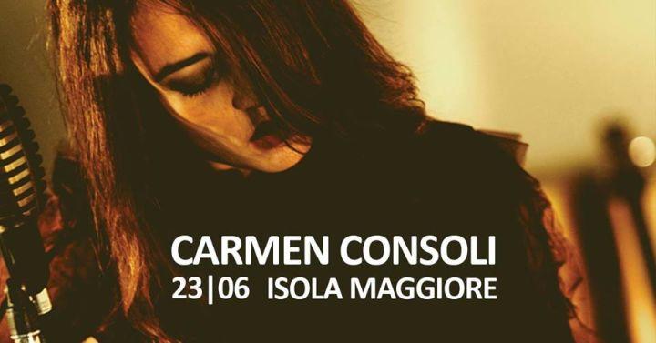 Carmen Consoli_Moon in june