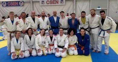 Un mese di successi per la Sakura Judo