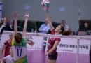 E' serie A1!  La Bartoccini Volley sconfigge Orvieto e accede direttamente alla massima serie