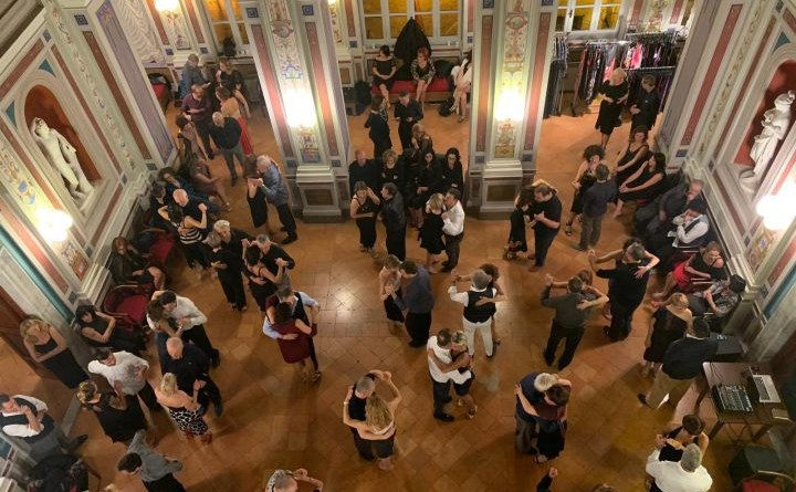 Orvieto tango encuentro