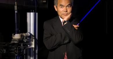 Prof. Shuji Nakamura