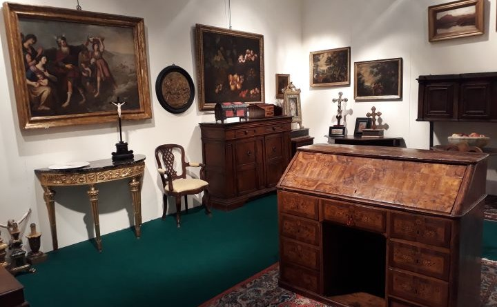 Stand Assisi Antiquariato