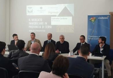 Mercato immobiliare in provincia di Terni: +11% di vendite