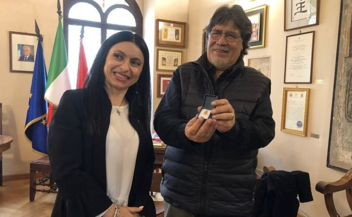 Luis Sepúlveda - Comune di Assisi