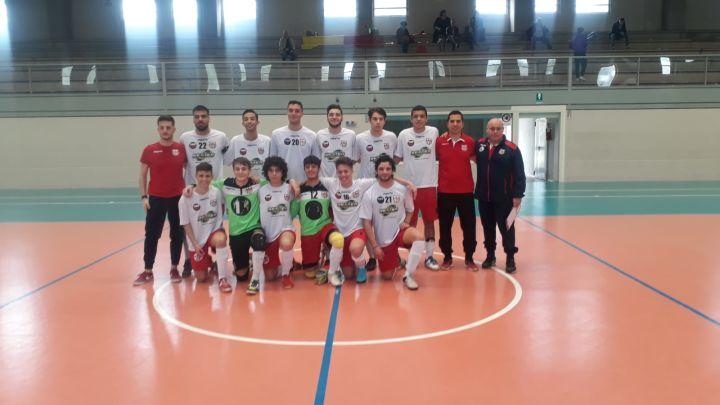 Orvieto Under 19 futsal