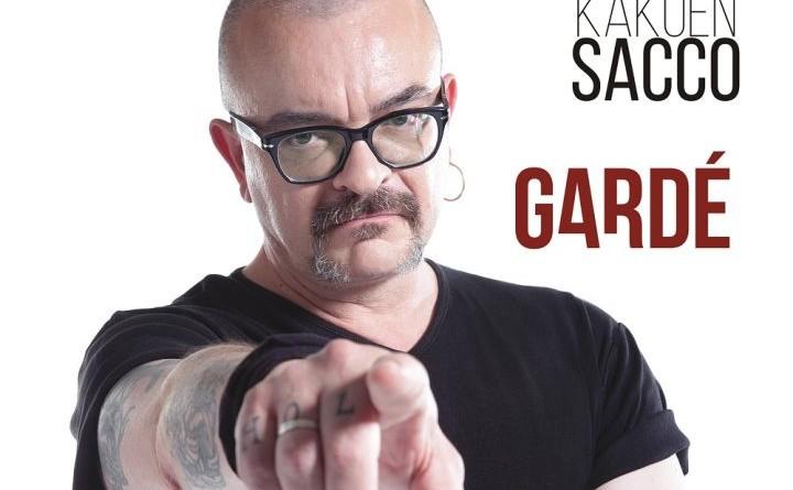 cover front Danilo Sacco Garde