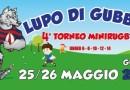 """Gubbio, al via la 4° edizione del Torneo Minirugby """"Lupo di Gubbio"""""""