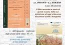 """Gubbio, sabato 8 la presentazione del libro """"San Martino, 50 anni di scuola"""""""