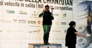 Deborah podio2