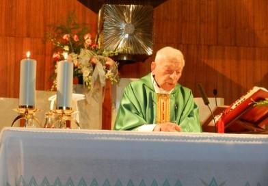 Festa in diocesi per gli ottanta anni di sacerdozio di monsignor Giuseppe Marinozzi