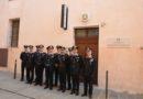 Perugia, visita del vicecomandante generale dell'arma dei carabinieri
