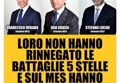 Il senatore Stefano Lucidi lascia il M5S e va con la Lega